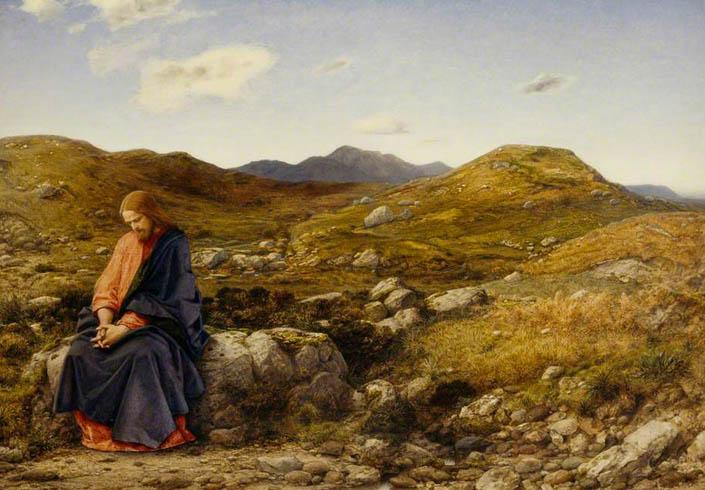 Помолитися на самоті