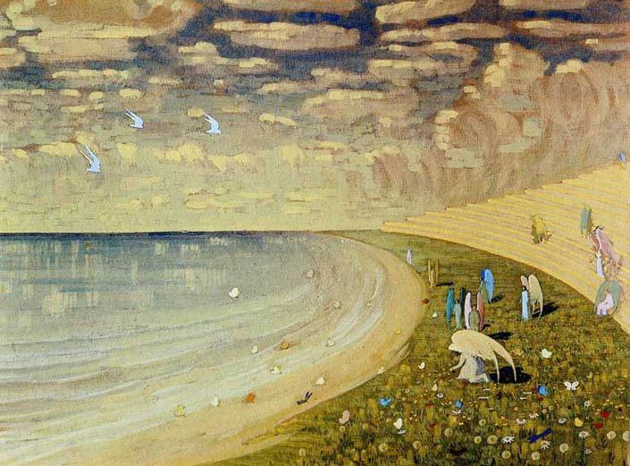 Рай і пекло:Метафори раю