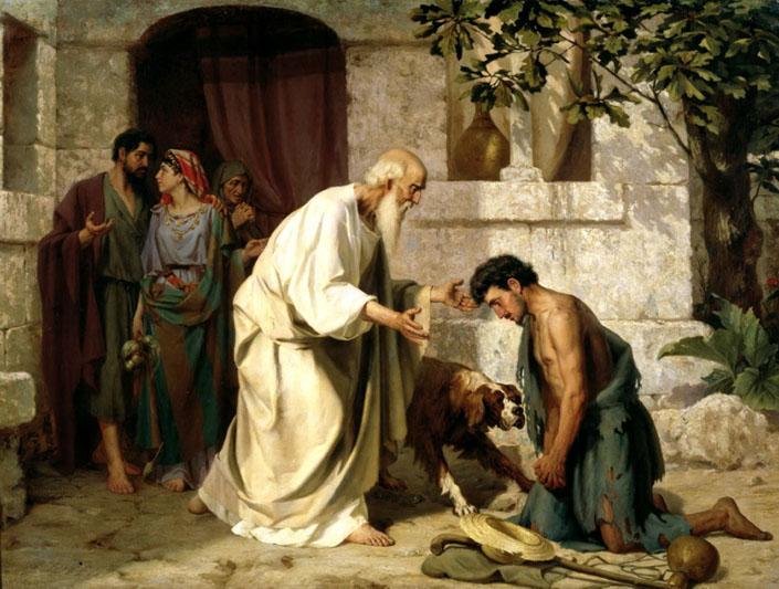 Блудний син або Батько, Який чекає? – Про Головне