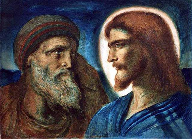 Чому Юда в пеклі, а Петро – в раю – частина 1