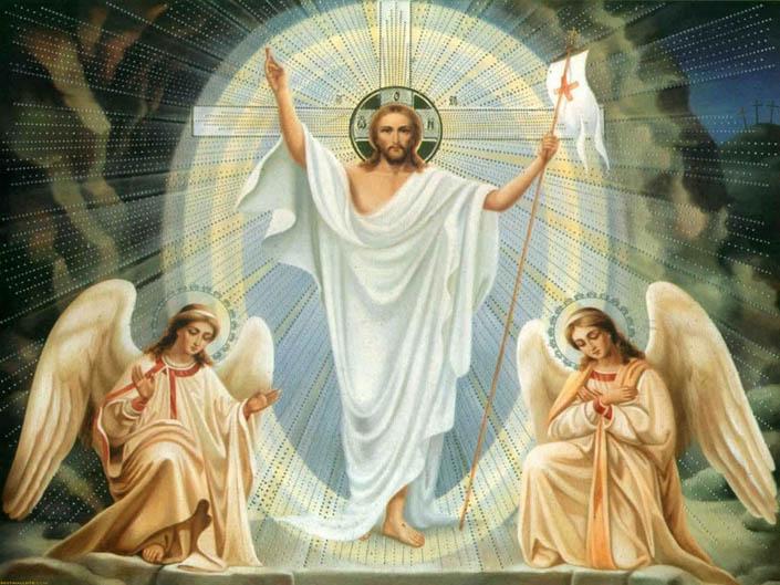 Пасха. Світле Христове Воскресіння