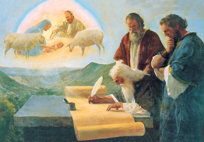 Пророцтва про воскресіння Христове