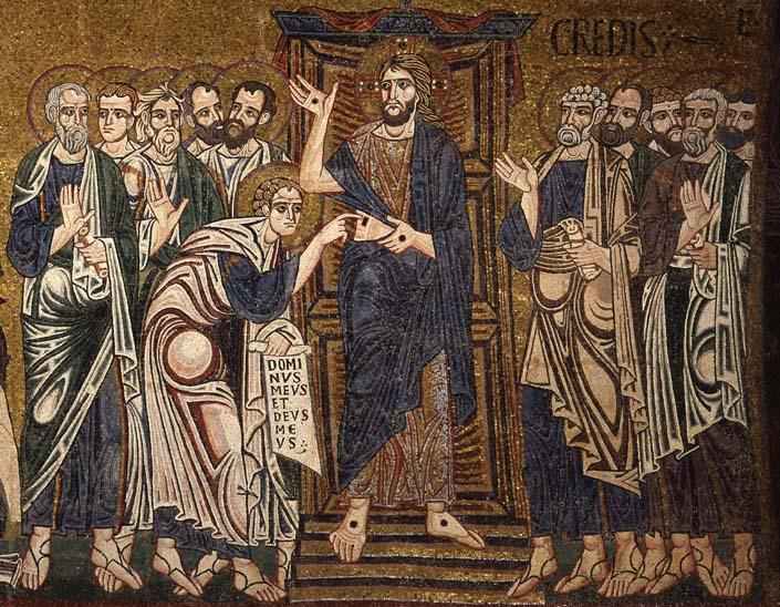 Неділя 2 по Пасці. Апостола Фоми. Антипасха