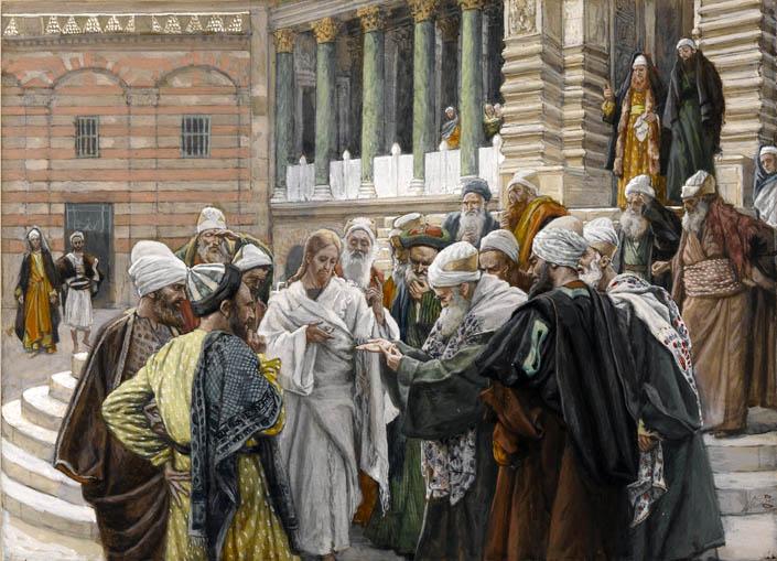 Сперечання між Ісусом і фарисеями