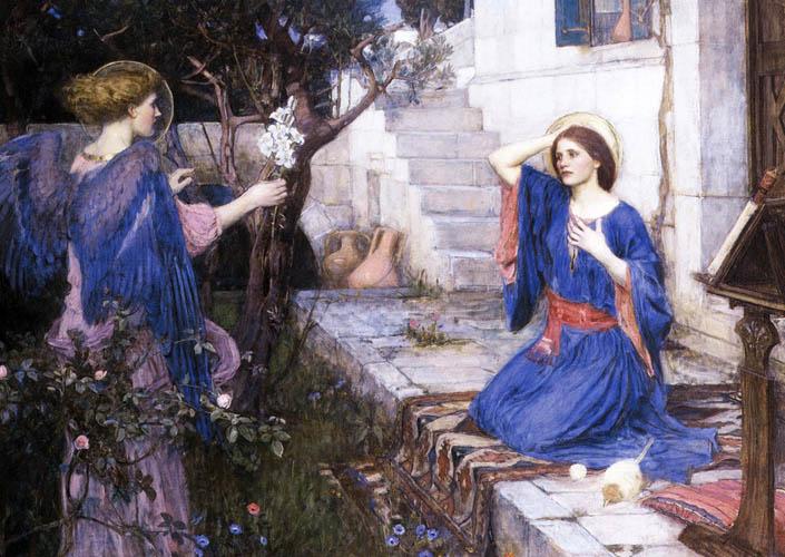 Урок Благовіщення: почути Бога і дати Йому діяти