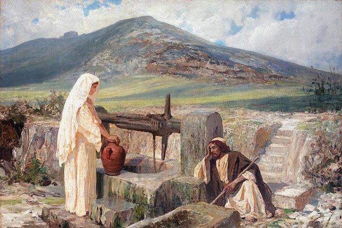 Христос і Самарянка
