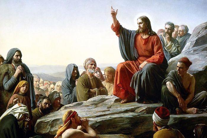 Нагорна проповідь