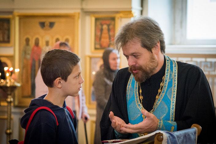 Дитина не послухає духівника, якщо в сім'ї усе по-іншому