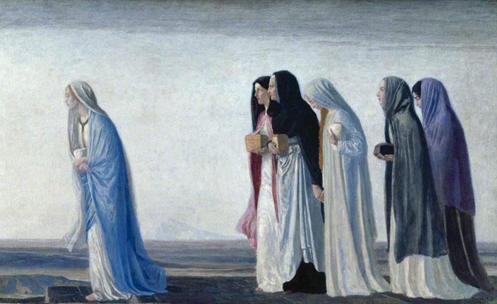 Святі жінки-мироносиці