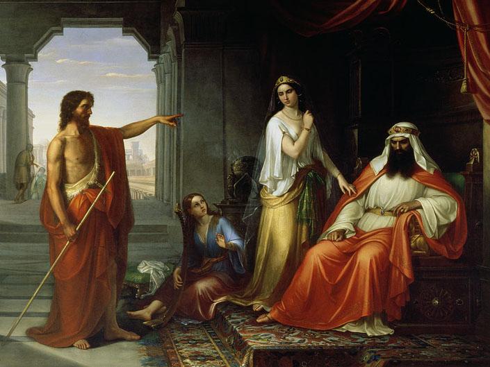 Урок Івана Хрестителя