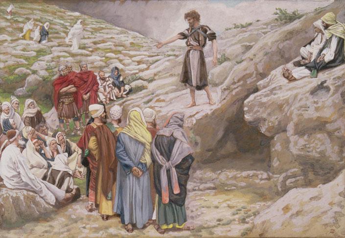 Навіщо Христу був потрібен Іоанн Предтеча?
