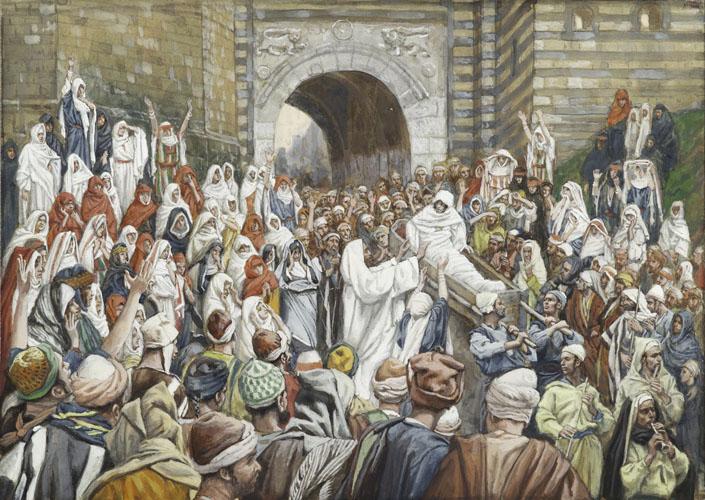 «Бог відвідав народ Свій»