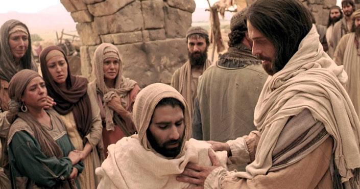Син вдови і смерть