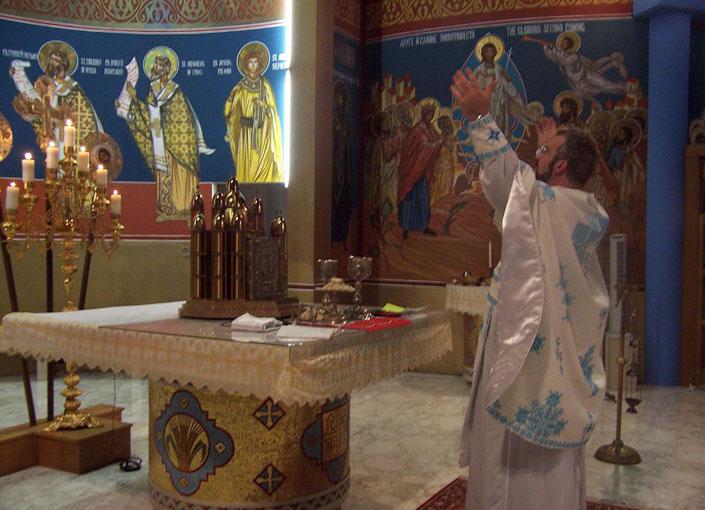 Таємниці священства