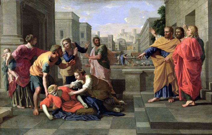 Ананія і Сапфира: чи позбавляє Бог життя за гріхи? (Закінчення)
