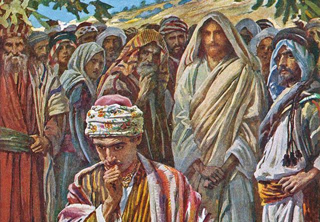 Чи заважає багатство увійти до Царства Божого?