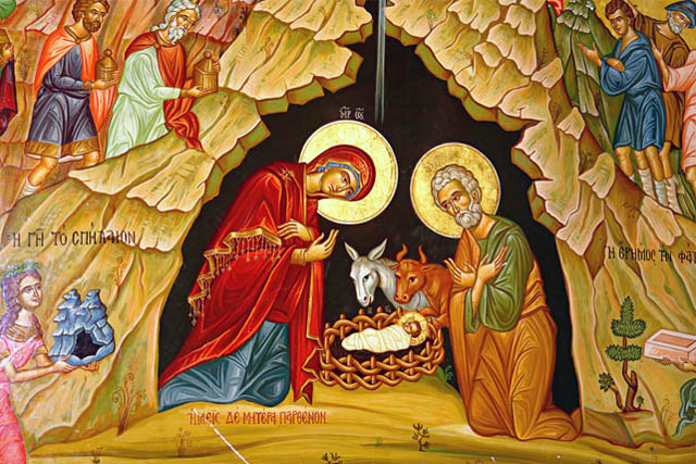 Різдво Господа нашого Ісуса Христа