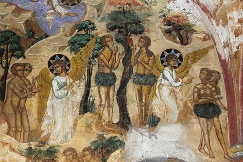 Неділя сиропусна. Згадування Адамового вигнання. Прощена неділя