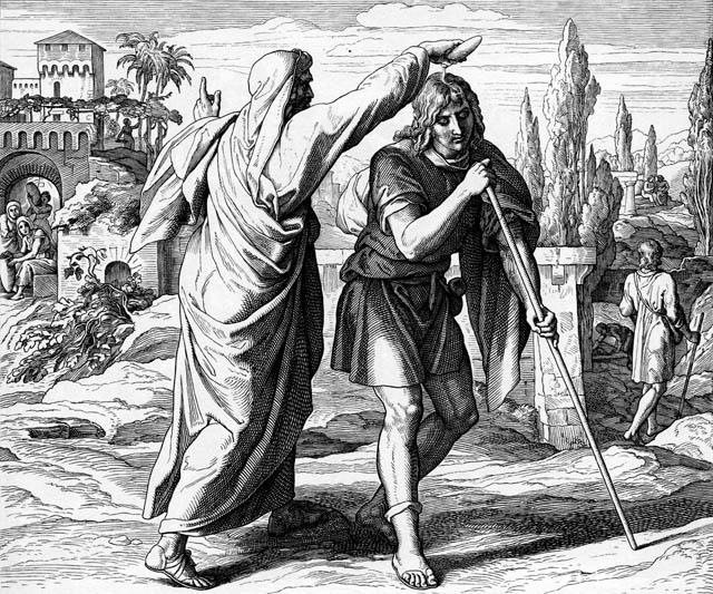 Саул – перший цар Ізраїльський