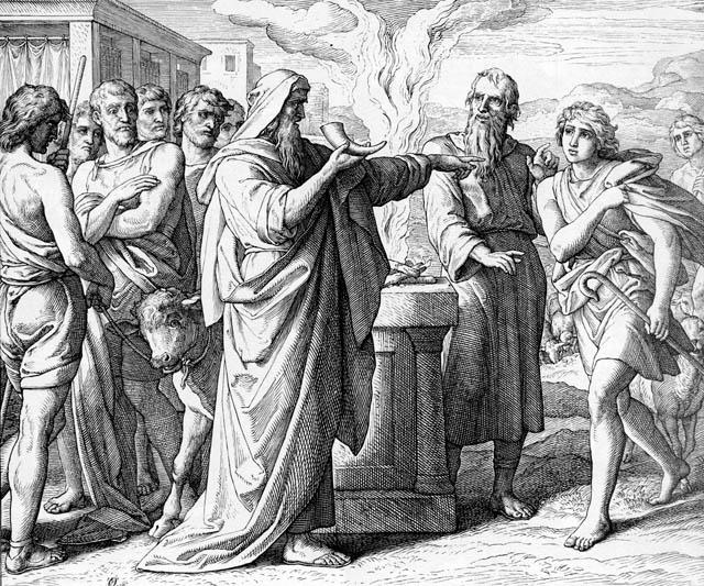 Давид: пастух і цар