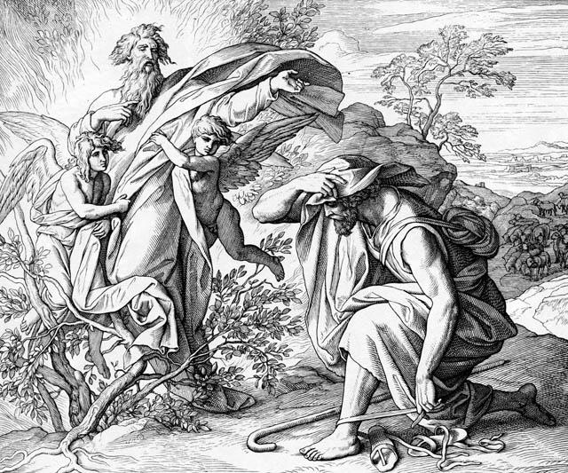 Юність Мойсея