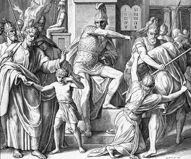 Антиглобалісти Маккавеї: поневолення Іудеї