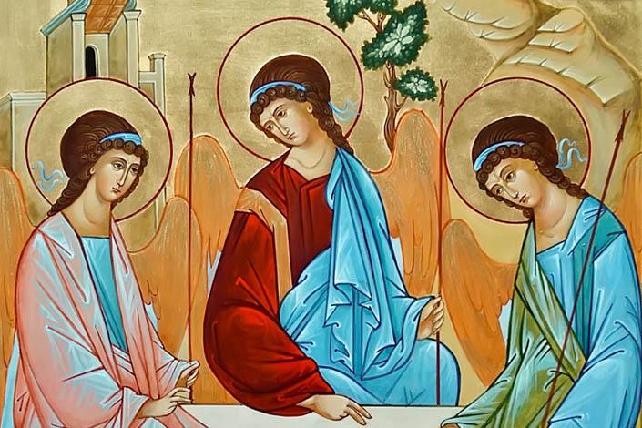 Таємниця Пресвятої Трійці (закінчення)