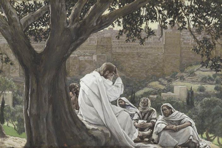 Христове пророцтво та його виконання