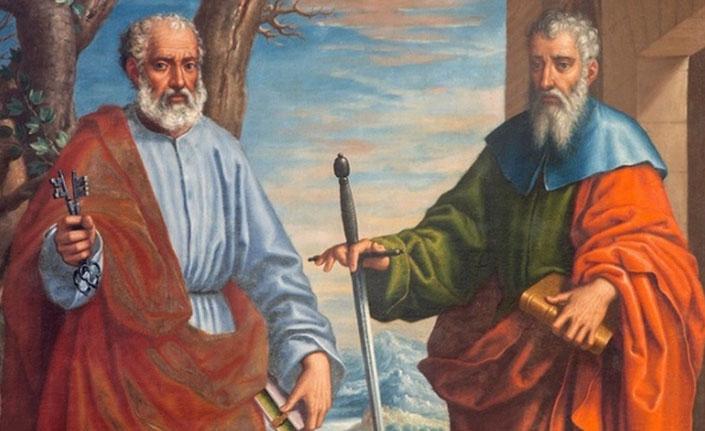 Апостоли Петро і Павло: два несхожі апостоли