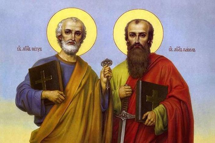 Петро і Павло: як брати від одного Отця