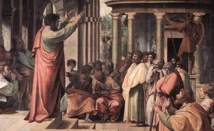 За апостольським прикладом