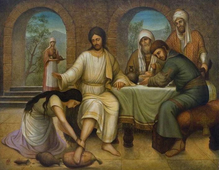 Про цнотливу грішницю