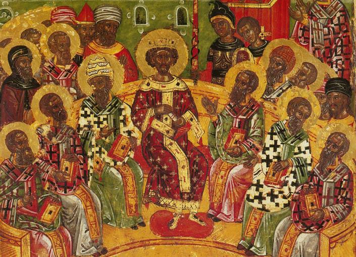 Отці Першого вселенського собору
