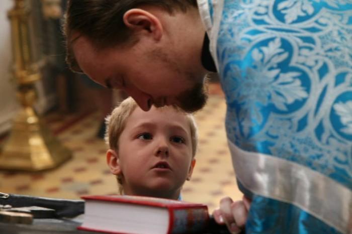 Три важливі кроки разом з дитиною до Бога