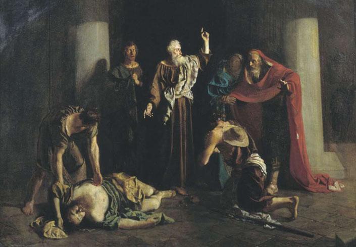 Ананія і Сапфира: чи позбавляє Бог життя за гріхи?