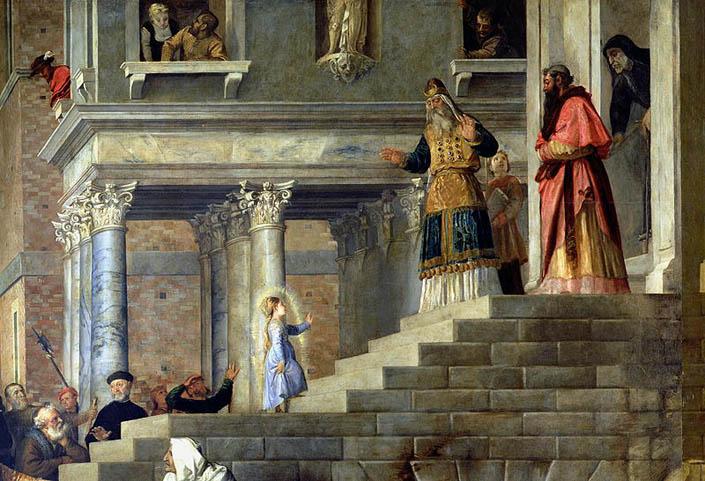 Діти в домі Отця