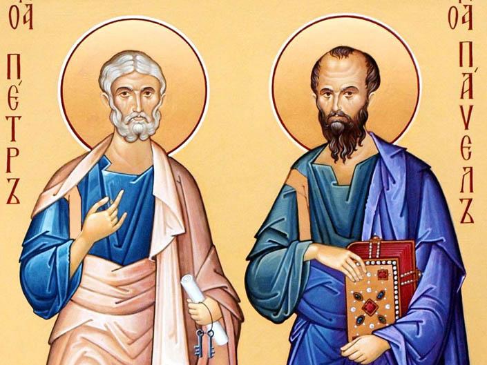 Петро і Павло: як брати від одного Отця (закінчення)