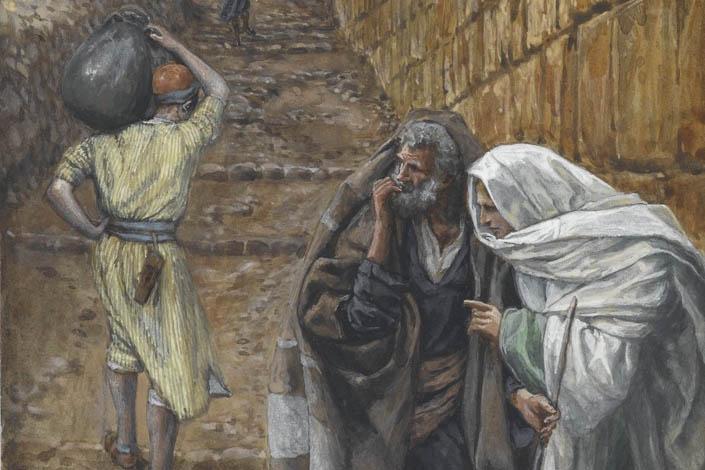 Ким був чоловік з глеком? Ще одна таємниця Великої Середи